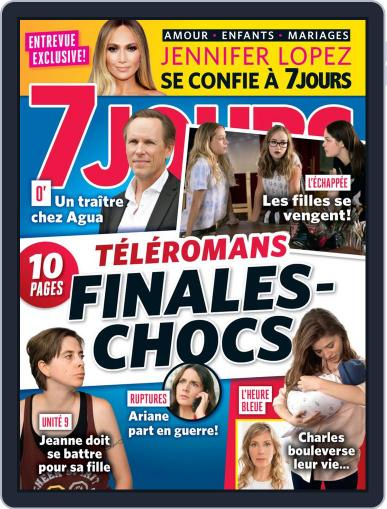 7 Jours (Digital) November 30th, 2018 Issue Cover