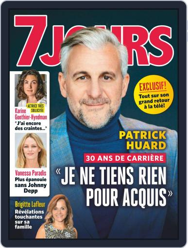 7 Jours January 18th, 2019 Digital Back Issue Cover