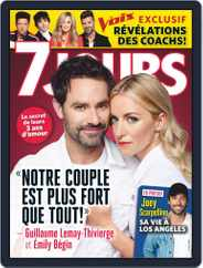 7 Jours (Digital) Subscription February 15th, 2019 Issue