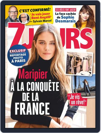 7 Jours (Digital) March 1st, 2019 Issue Cover