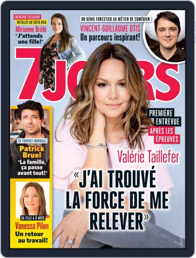 7 Jours April 26th, 2019 Digital Back Issue Cover