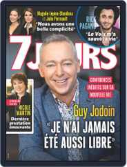 7 Jours (Digital) Subscription May 3rd, 2019 Issue