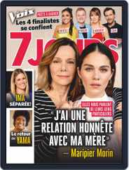 7 Jours (Digital) Subscription May 10th, 2019 Issue
