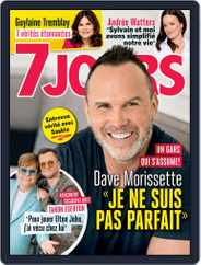 7 Jours (Digital) Subscription June 7th, 2019 Issue