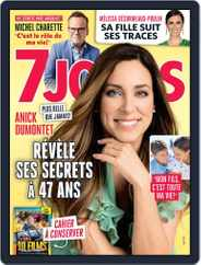 7 Jours (Digital) Subscription June 14th, 2019 Issue