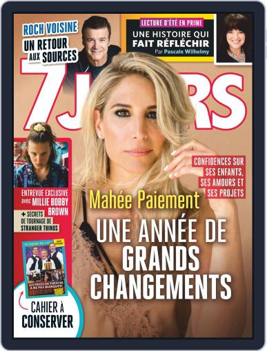 7 Jours June 28th, 2019 Digital Back Issue Cover