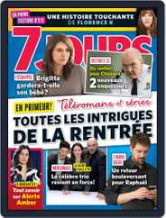 7 Jours (Digital) Subscription August 2nd, 2019 Issue