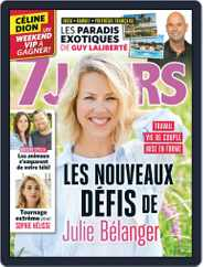 7 Jours (Digital) Subscription August 23rd, 2019 Issue