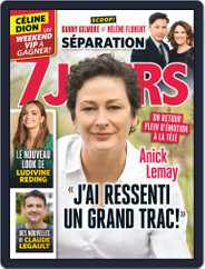7 Jours (Digital) Subscription August 30th, 2019 Issue