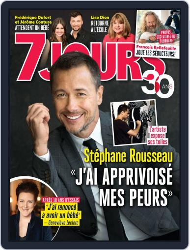 7 Jours (Digital) November 22nd, 2019 Issue Cover