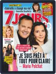 7 Jours (Digital) Subscription January 3rd, 2020 Issue