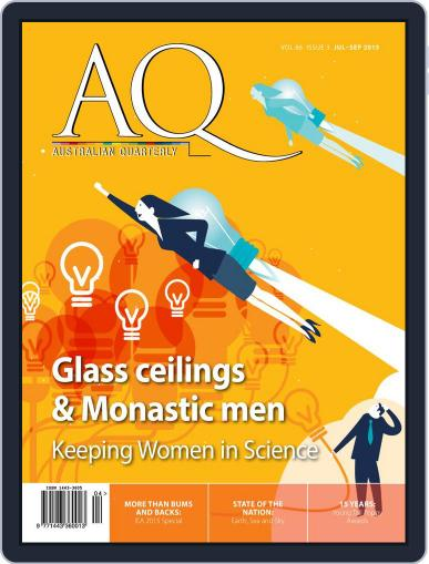 AQ: Australian Quarterly (Digital) July 1st, 2015 Issue Cover