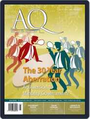 AQ: Australian Quarterly (Digital) Subscription April 1st, 2016 Issue