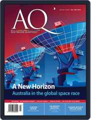 AQ: Australian Quarterly (Digital) Subscription July 1st, 2018 Issue