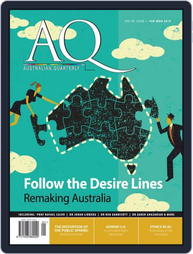 AQ: Australian Quarterly January 1st, 2019 Digital Back Issue Cover