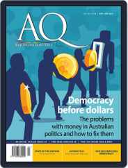 AQ: Australian Quarterly (Digital) Subscription April 1st, 2019 Issue