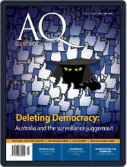 AQ: Australian Quarterly (Digital) Subscription July 1st, 2019 Issue