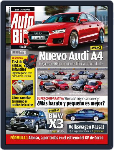 Auto Bild Es October 22nd, 2010 Digital Back Issue Cover