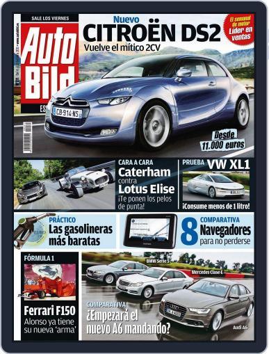 Auto Bild Es February 4th, 2011 Digital Back Issue Cover