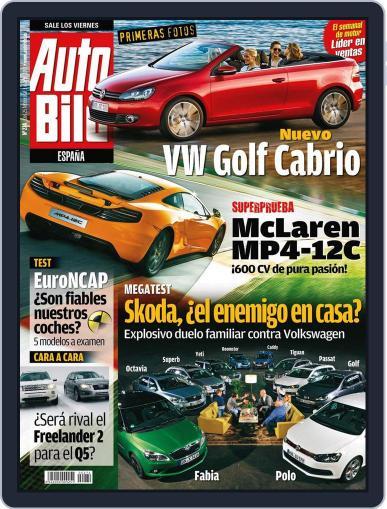 Auto Bild Es (Digital) February 25th, 2011 Issue Cover