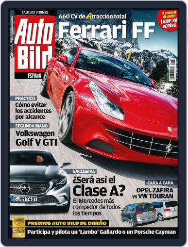 Auto Bild Es April 20th, 2011 Digital Back Issue Cover