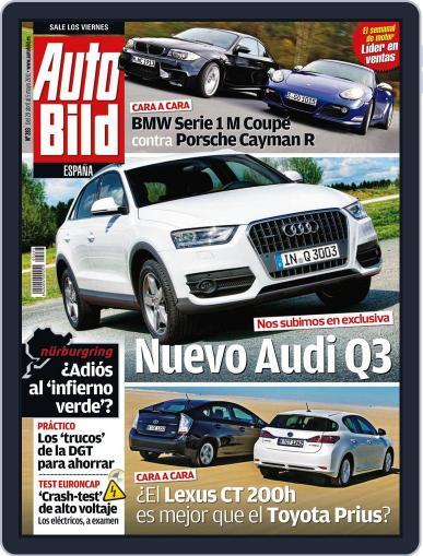 Auto Bild Es (Digital) April 28th, 2011 Issue Cover