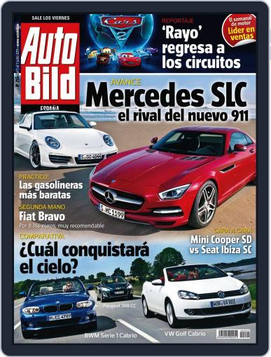 Auto Bild Es July 1st, 2011 Digital Back Issue Cover