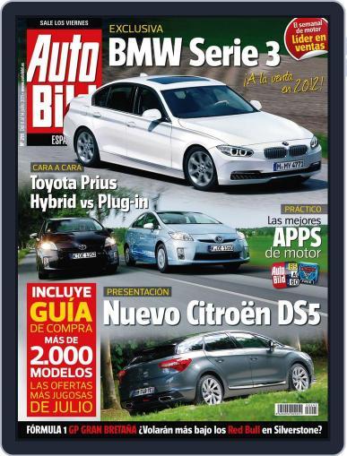 Auto Bild Es July 8th, 2011 Digital Back Issue Cover