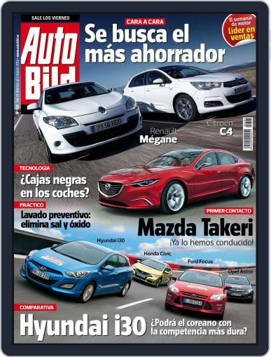 Auto Bild Es February 24th, 2012 Digital Back Issue Cover