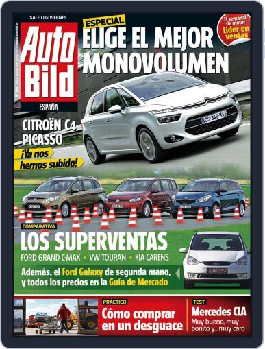 Auto Bild Es May 30th, 2013 Digital Back Issue Cover