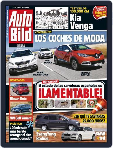 Auto Bild Es July 12th, 2013 Digital Back Issue Cover