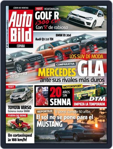 Auto Bild Es April 30th, 2014 Digital Back Issue Cover
