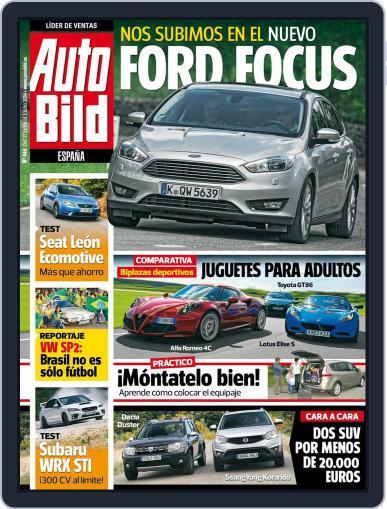 Auto Bild Es (Digital) June 27th, 2014 Issue Cover