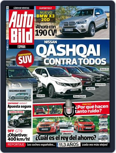 Auto Bild Es August 29th, 2014 Digital Back Issue Cover