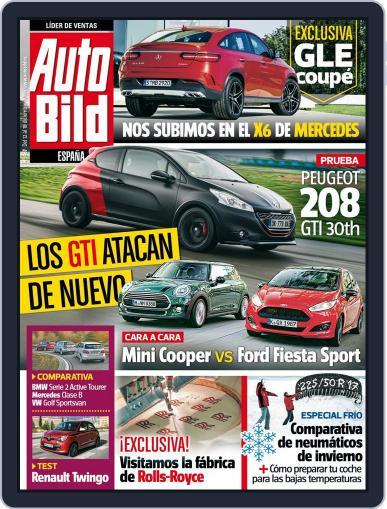Auto Bild Es December 12th, 2014 Digital Back Issue Cover