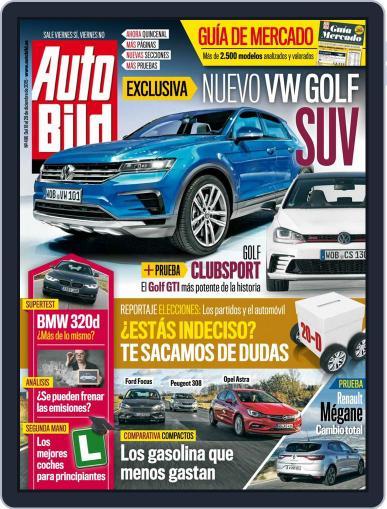 Auto Bild Es December 18th, 2015 Digital Back Issue Cover