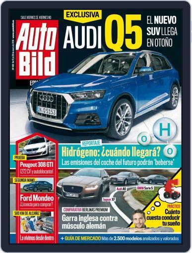 Auto Bild Es (Digital) January 15th, 2016 Issue Cover