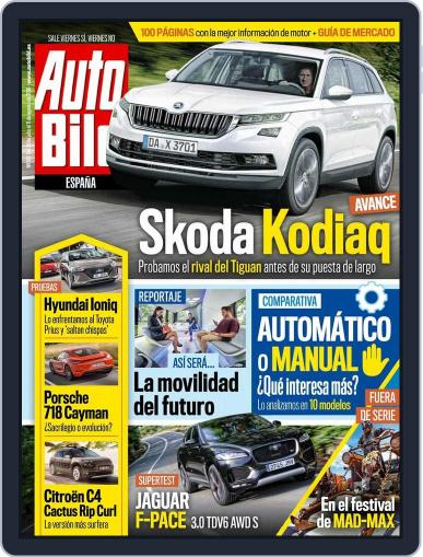 Auto Bild Es July 29th, 2016 Digital Back Issue Cover
