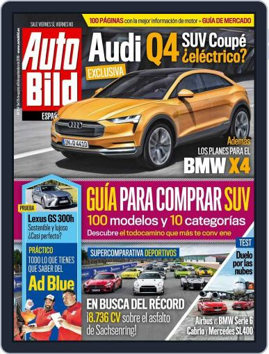 Auto Bild Es August 26th, 2016 Digital Back Issue Cover
