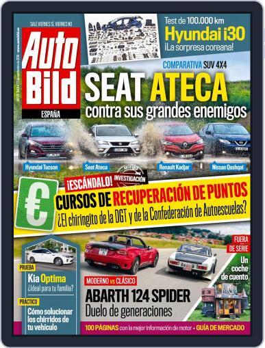 Auto Bild Es (Digital) September 9th, 2016 Issue Cover
