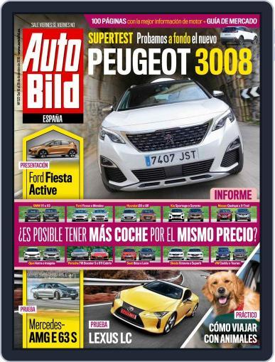 Auto Bild Es December 16th, 2016 Digital Back Issue Cover