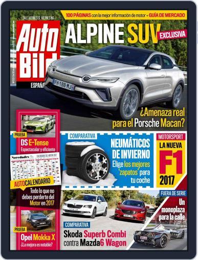 Auto Bild Es December 30th, 2016 Digital Back Issue Cover