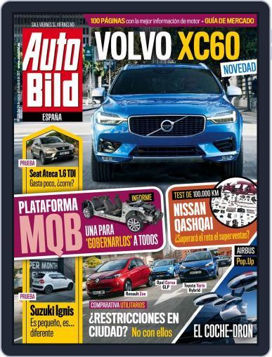 Auto Bild Es (Digital) March 24th, 2017 Issue Cover