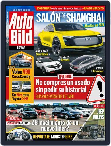 Auto Bild Es April 21st, 2017 Digital Back Issue Cover