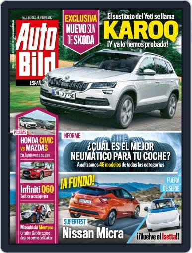 Auto Bild Es May 5th, 2017 Digital Back Issue Cover