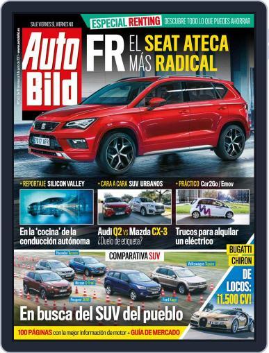 Auto Bild Es (Digital) May 19th, 2017 Issue Cover