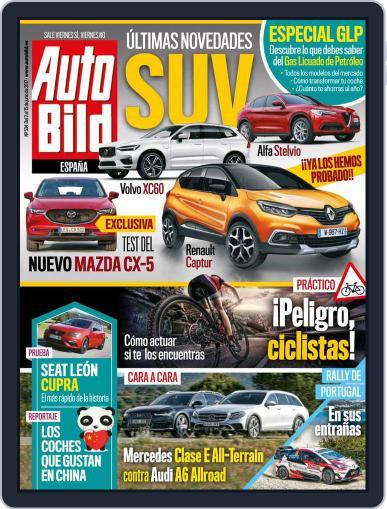Auto Bild Es (Digital) June 2nd, 2017 Issue Cover