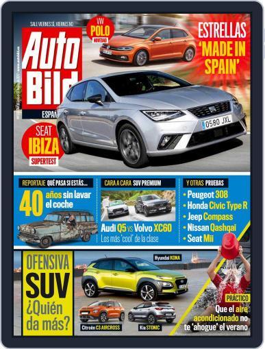 Auto Bild Es (Digital) June 30th, 2017 Issue Cover