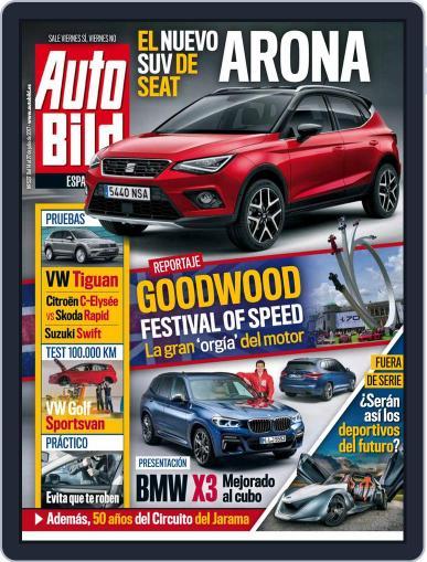Auto Bild Es (Digital) July 14th, 2017 Issue Cover