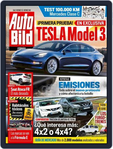 Auto Bild Es (Digital) August 25th, 2017 Issue Cover